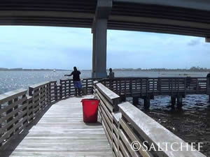 snook islands pier lake worth