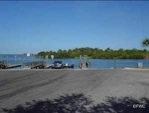 anclote river saltwater boat ramp holiday florida 34691
