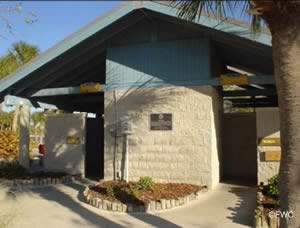 restrooms at robert rees park pasco county