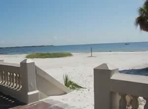 spa beach st petersburg fl