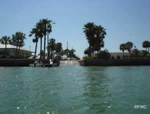 water view at recreation center clearwater beach