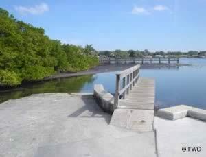 st petersburg florida boat ramp
