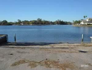 boat ramp at craig park pinellas county florida
