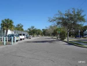 parking at craig park pinellas county florida
