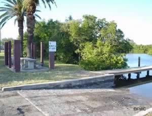 boat ramp near coquina key