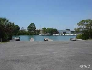 maximo boat ramp in pinellas county florida