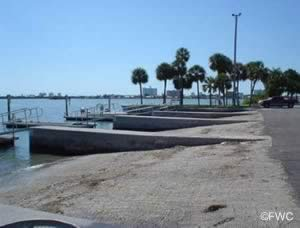 seminole street boat launch clearwater florida
