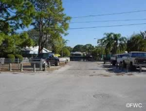 sutherland bayou launch ramp parking florida