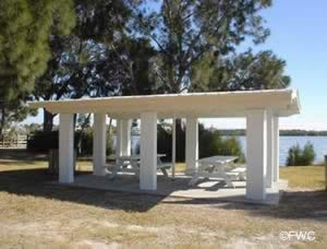pavilion at sunset beach florida