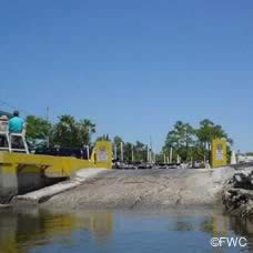 sutherland bayou ramp north palm harbor