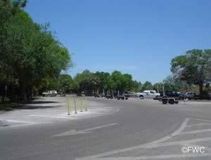 parking at war veterans park in st peterburg for boat trailers