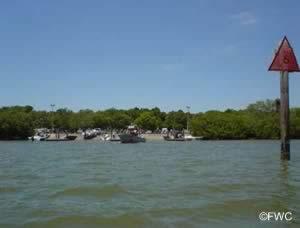 view long bayou from war veterans park