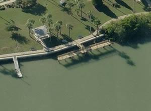 del_bello_park_pier_aerial