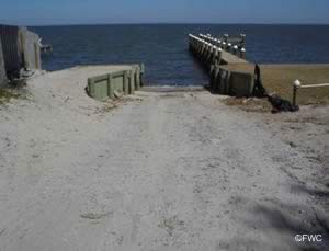 bal alex saltwater boat ramp gulf breeze florida