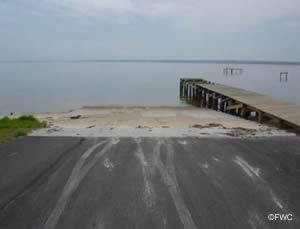 floridatown boat ramp pace florida 32571