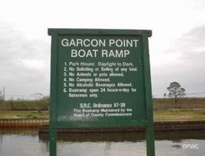 garcon point sign