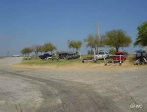 parking at wayside west park saltwater boat ramp