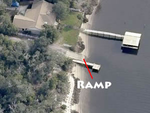 holley public boat ramp navarre fl