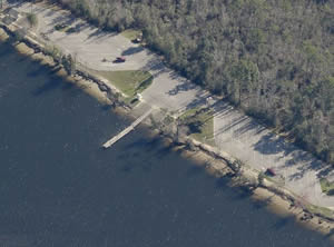russell harber boat ramp in milton florida