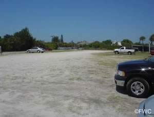 parking at blackburn point boat ramp sarasota florida