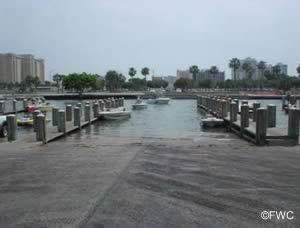 centennial park boat ramp sarasota florida