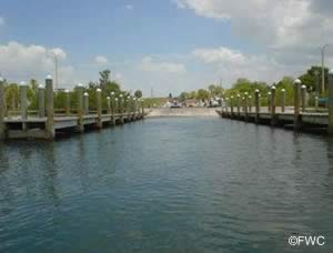 saltwater boating activities from indian mound park englewood fl