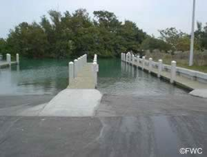 lido key florida ken thompson park boat ramp