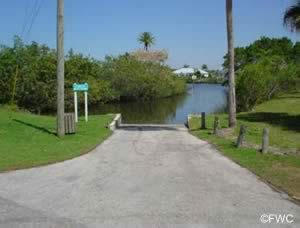 loreto boat ramp on dona bay nokomis florida