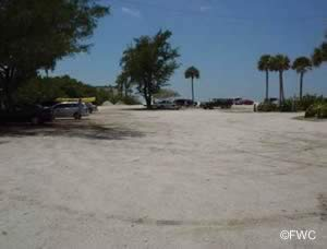 parking at turtle beach ramp