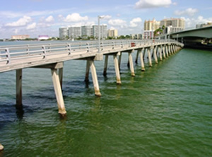 tony saprito fishing pier sarasota florida