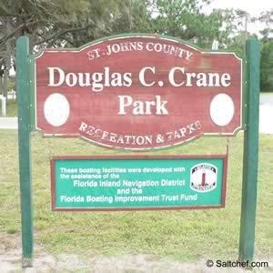 douglas crane boatramp st augustine