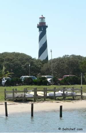 lighthouse boat ramp on salt run