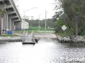 palm valley boat ramp ponte vedra fl on icw