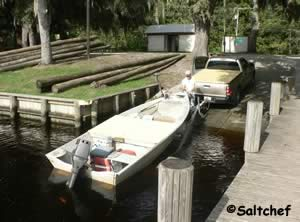 st johns river ramp st johns county florida