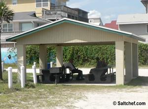 pavilion at butler park east beach park