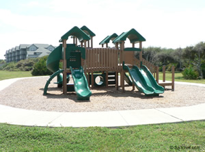 playground at north beach park st augustine fl