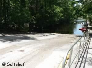 trout creek boat ramp