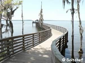 alpine groves fishing pier st johns county