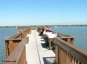 lighthouse park fishing pier st augustine