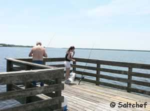 st johns river fishing pier st johns county