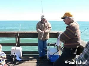 fishing pier st augustine beach