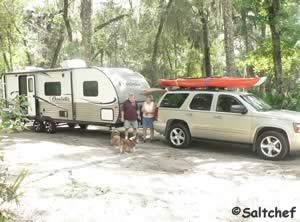 camping at faver dykes