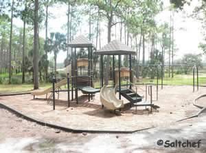 playground at picnic area faver dykes