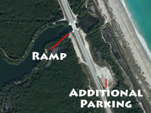 blind creek preserve boat ramp fort pierce