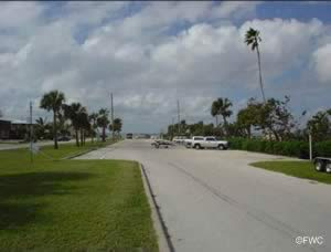 boat trailer parking jaycee park fort pierce florida