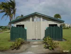 restrooms jaycee park and boat ramp fort pierce florida