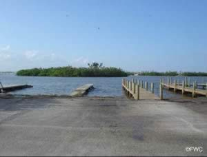 north causeway island boat ramp st lucie county fl