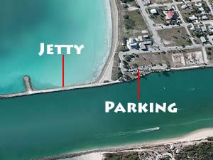jetty fishing fort pierce inlet florida
