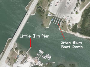 little jim pier in st lucie county