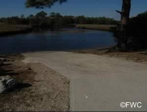 dallus creek ramp tide swamp unit